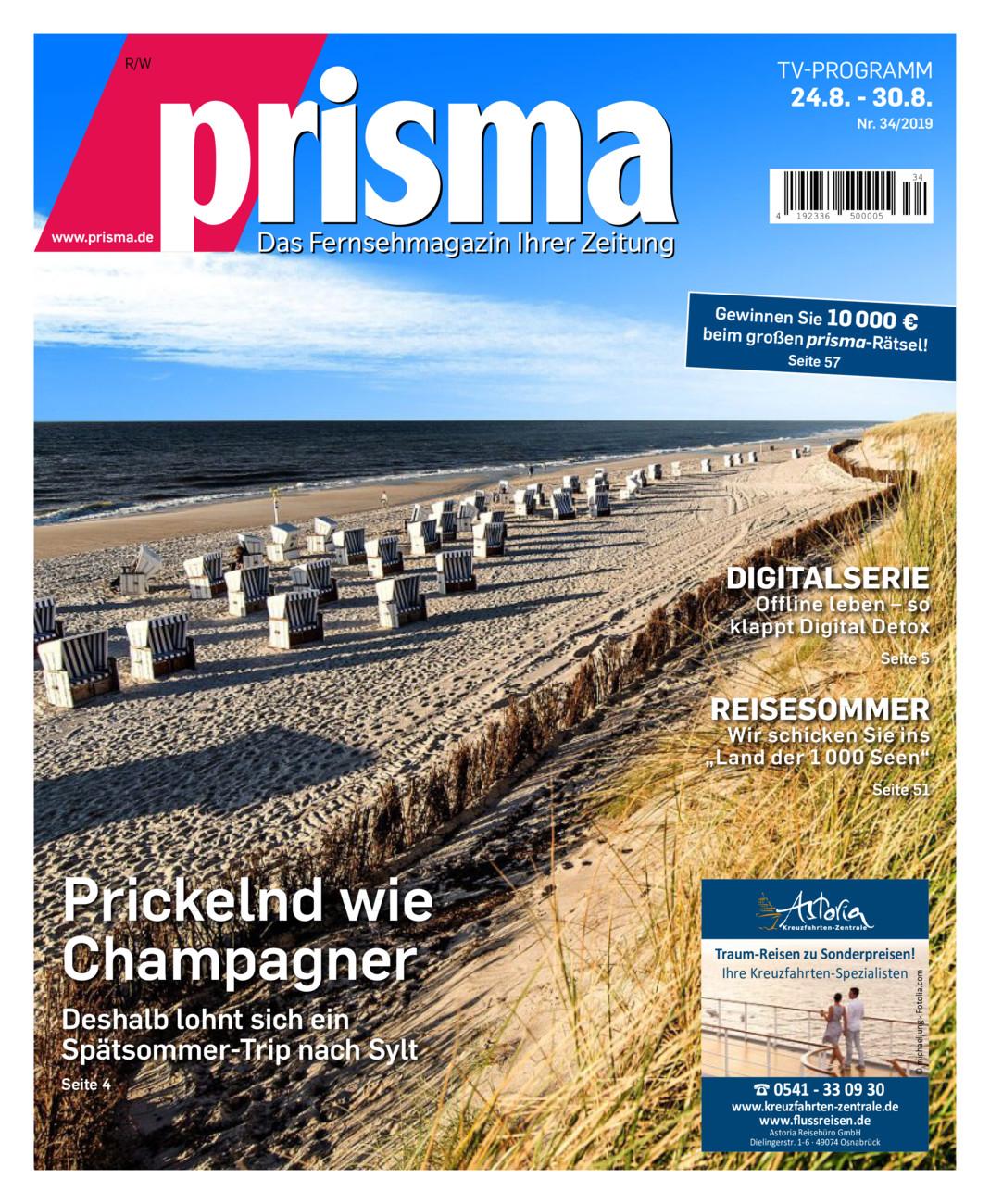 Prisma 24.8. - 30.8.