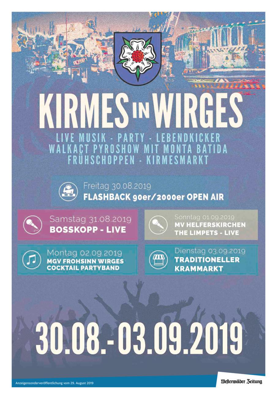 Kirmes in Wirges