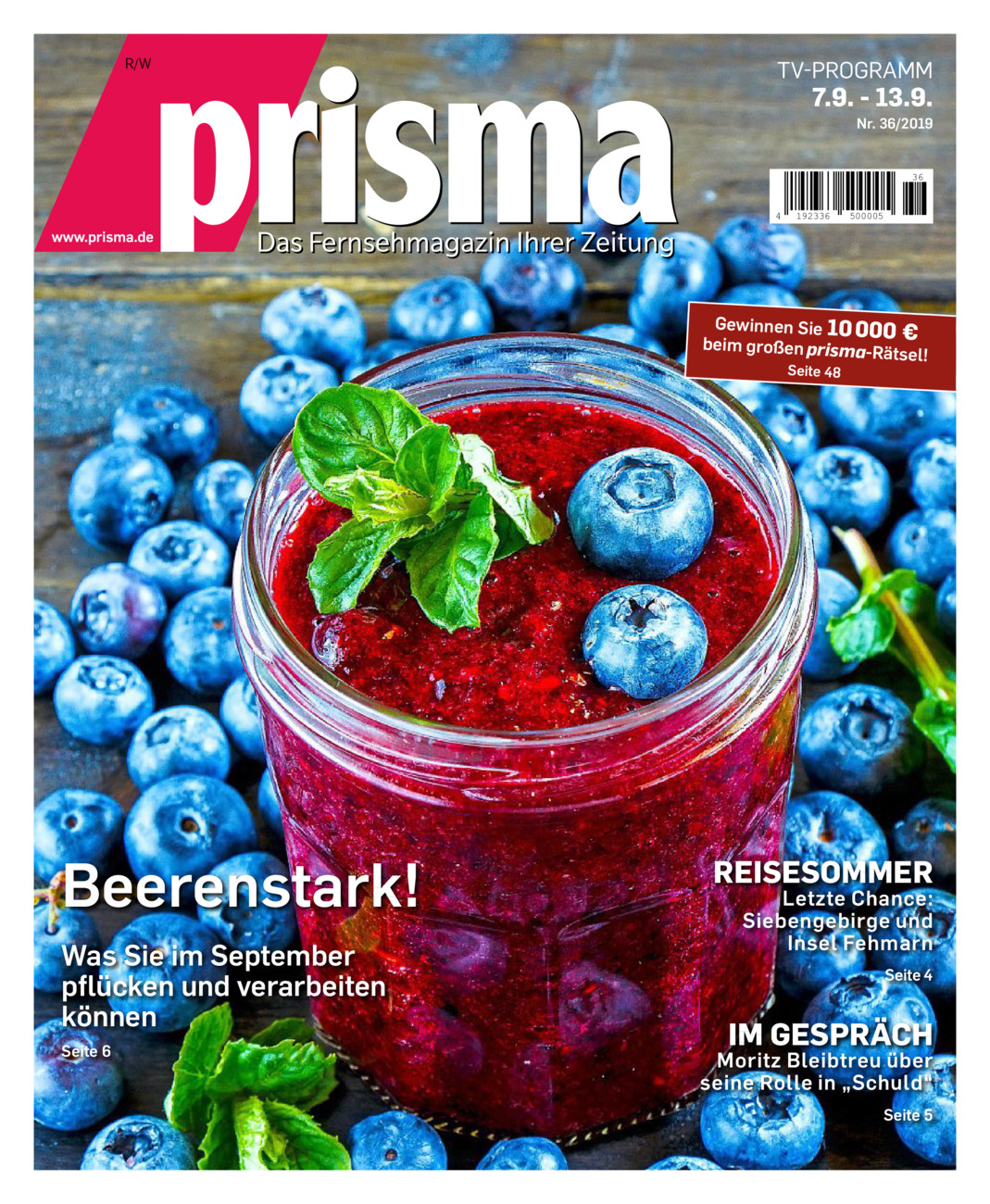 Prisma 07.09. - 13.09.