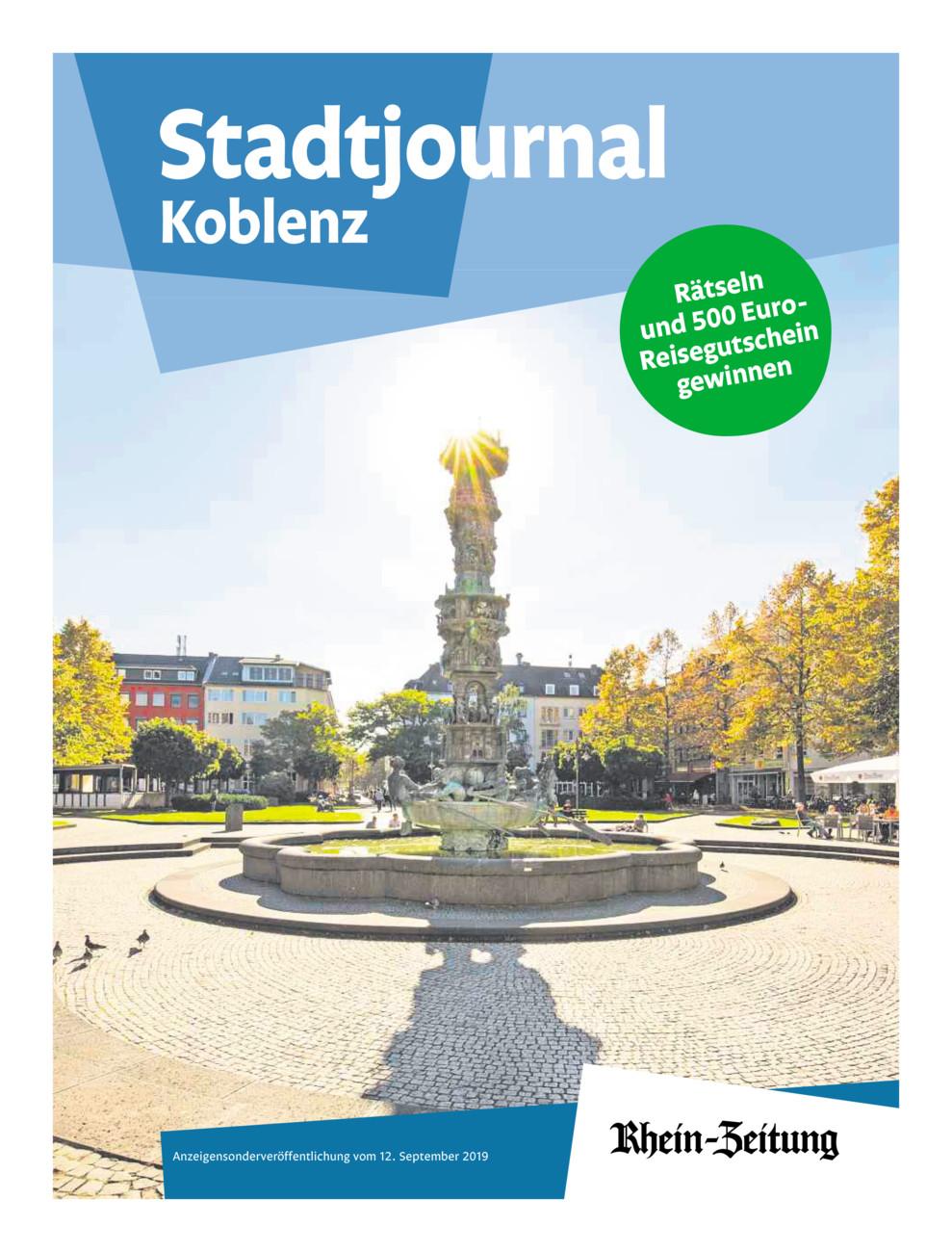 Stadtjournal 2019 - 3