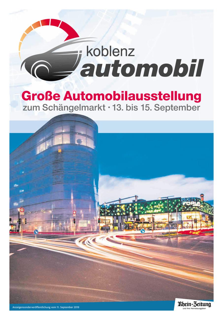 Koblenz Automobil - Schängelmarkt 2019