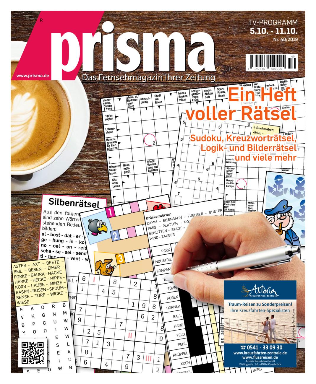 Prisma 05.10. - 11.10.