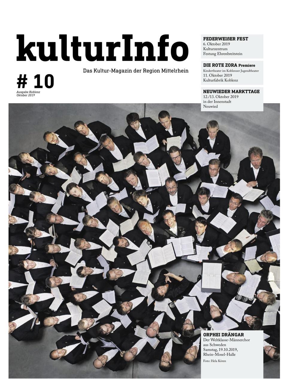 Kulturinfo 9/2019