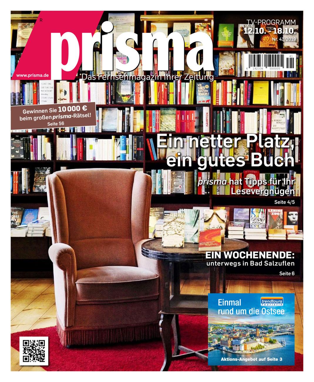 Prisma 12.10. - 18.10.