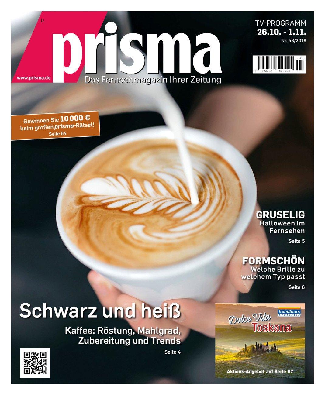Prisma 26.10. - 01.11.