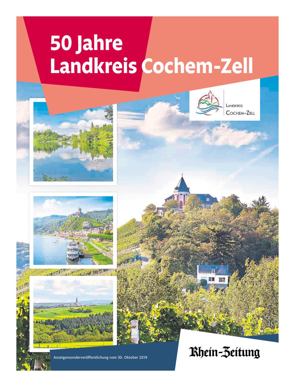 50 Jahre Cochem-Zell