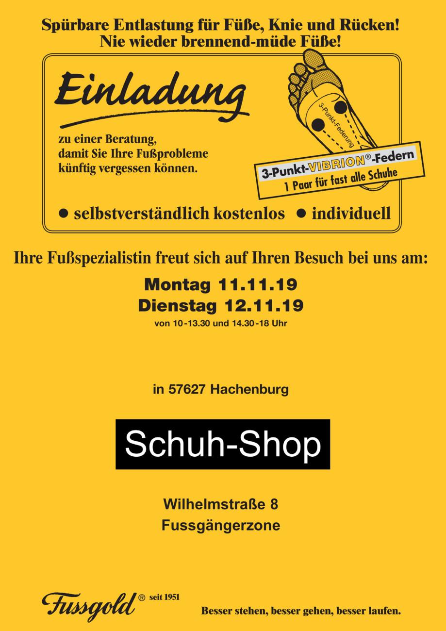 Schuh-Shop Hachenburg