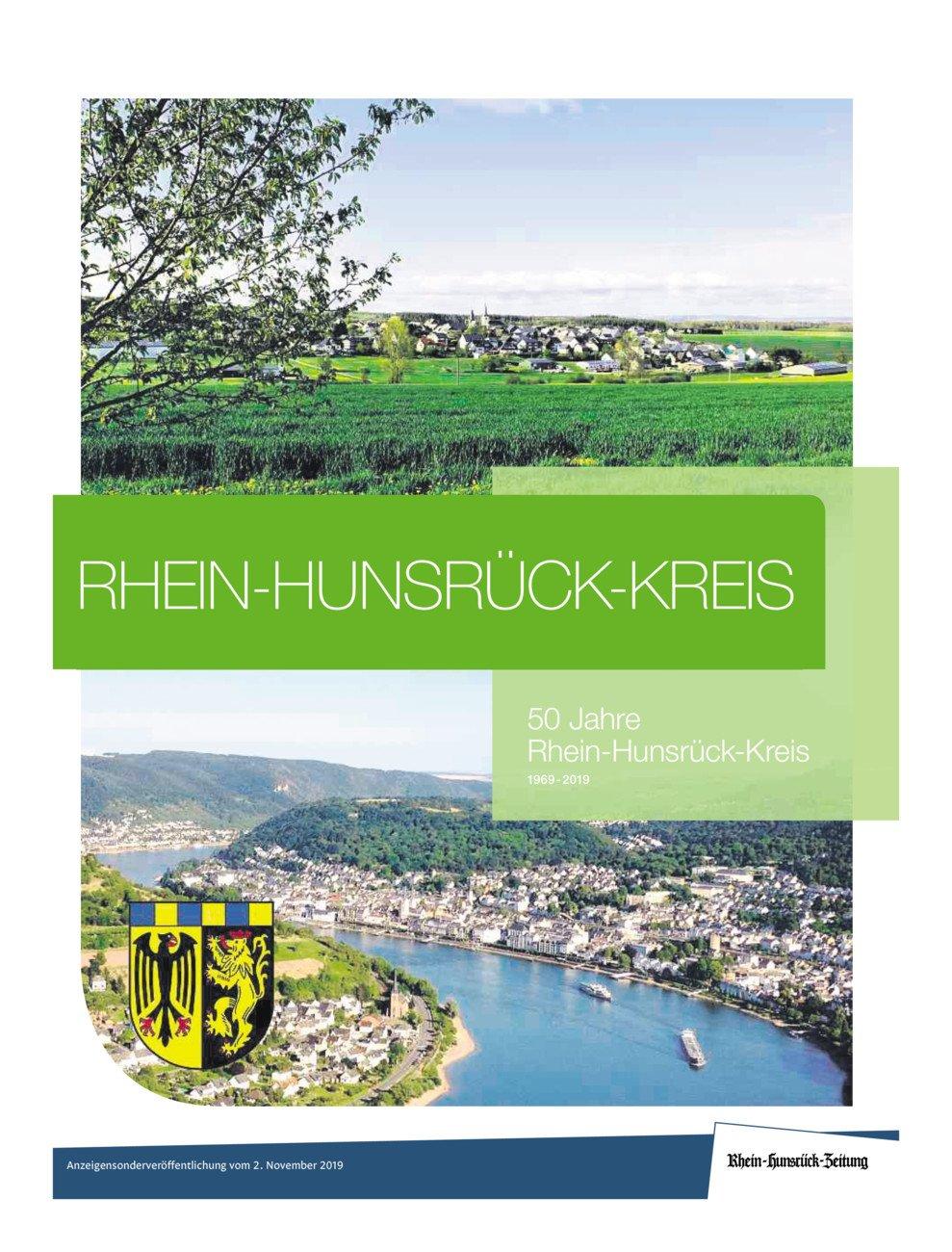 50 Jahre Rhein-Hunsrück-Kreis