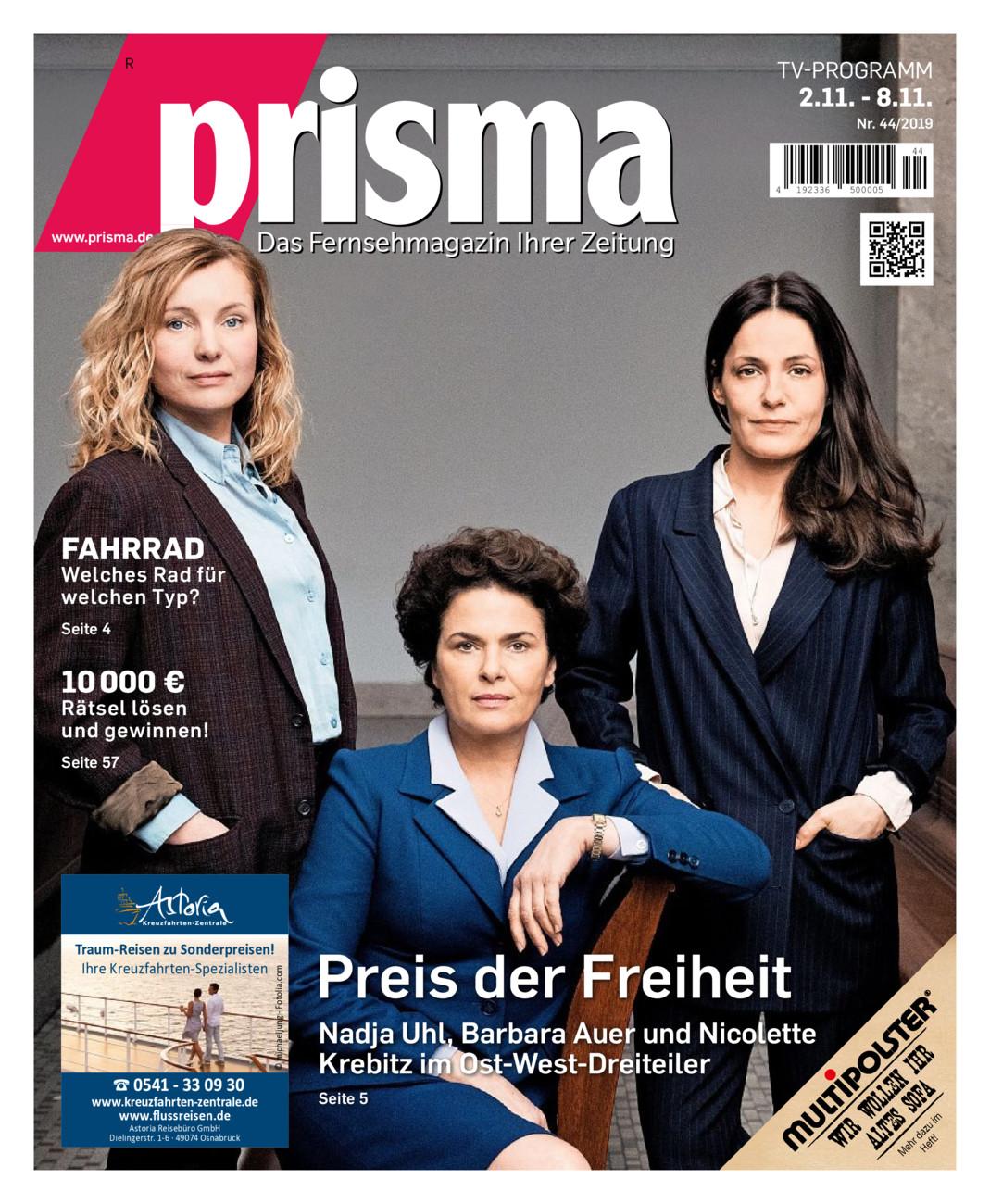 Prisma 02.11. - 08.11.