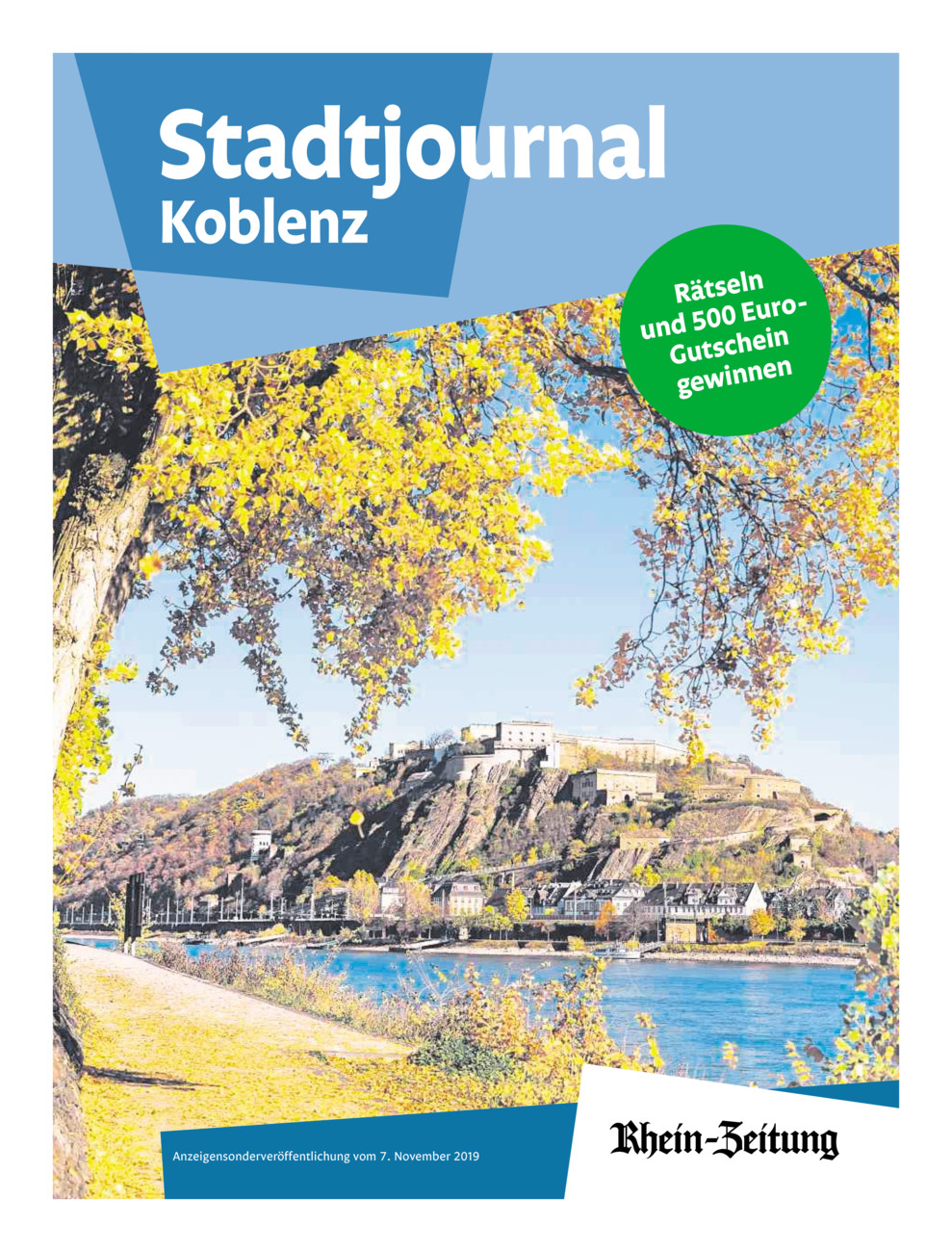 Stadtjournal 2019 - 4