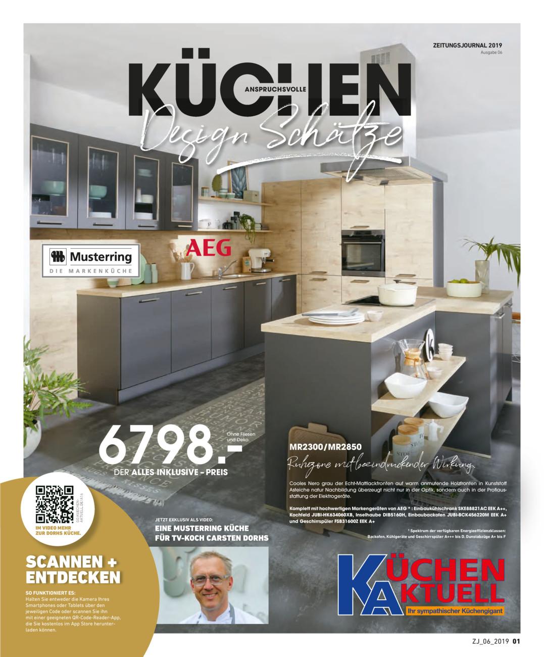 Küchen Aktuell Zeitungsjournal