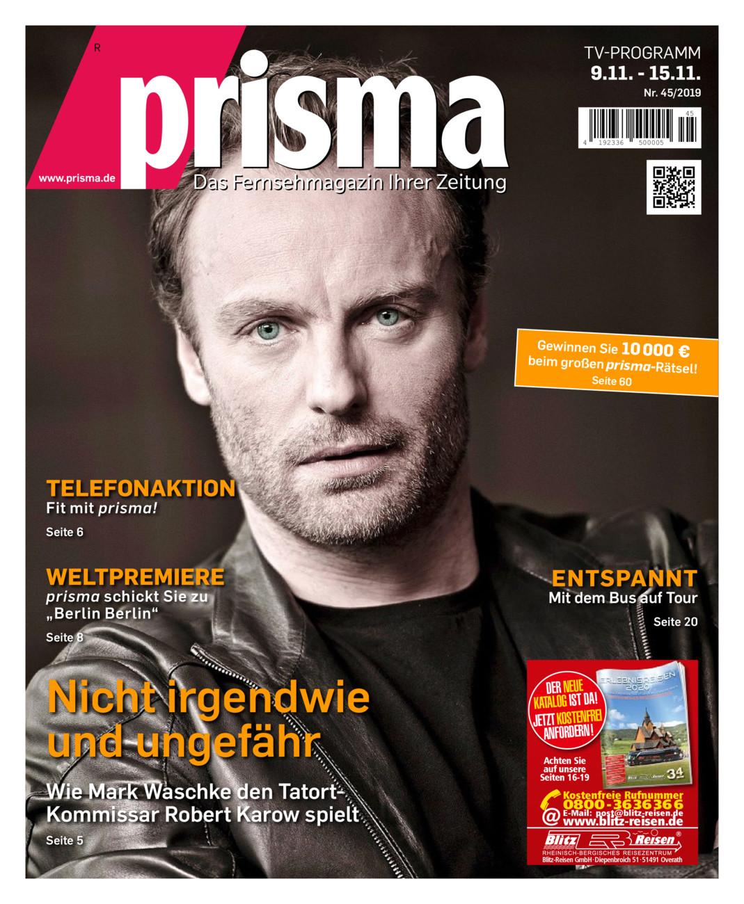 Prisma 09.11. - 15.11.