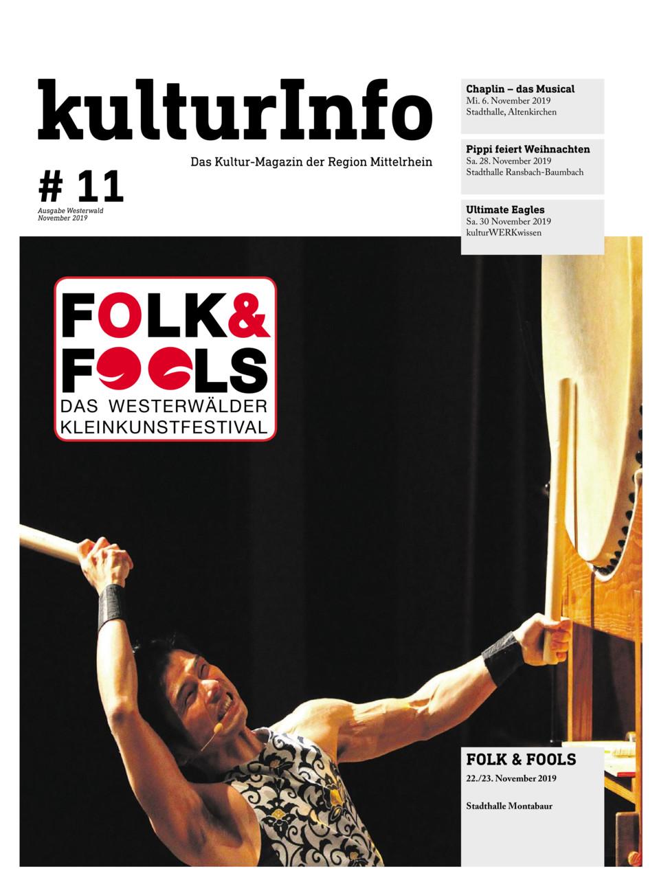 Kulturinfo 10/2019