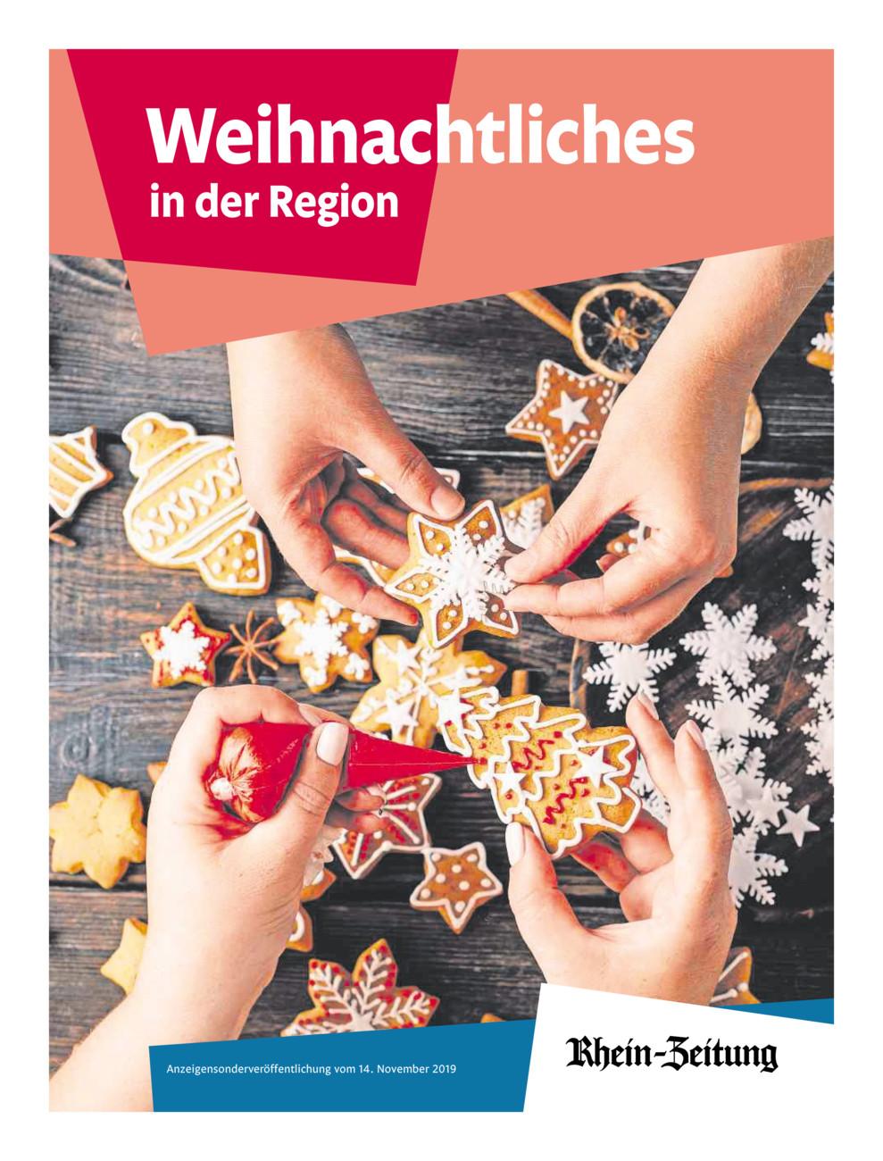 Weihnachtliches in der Region, B1