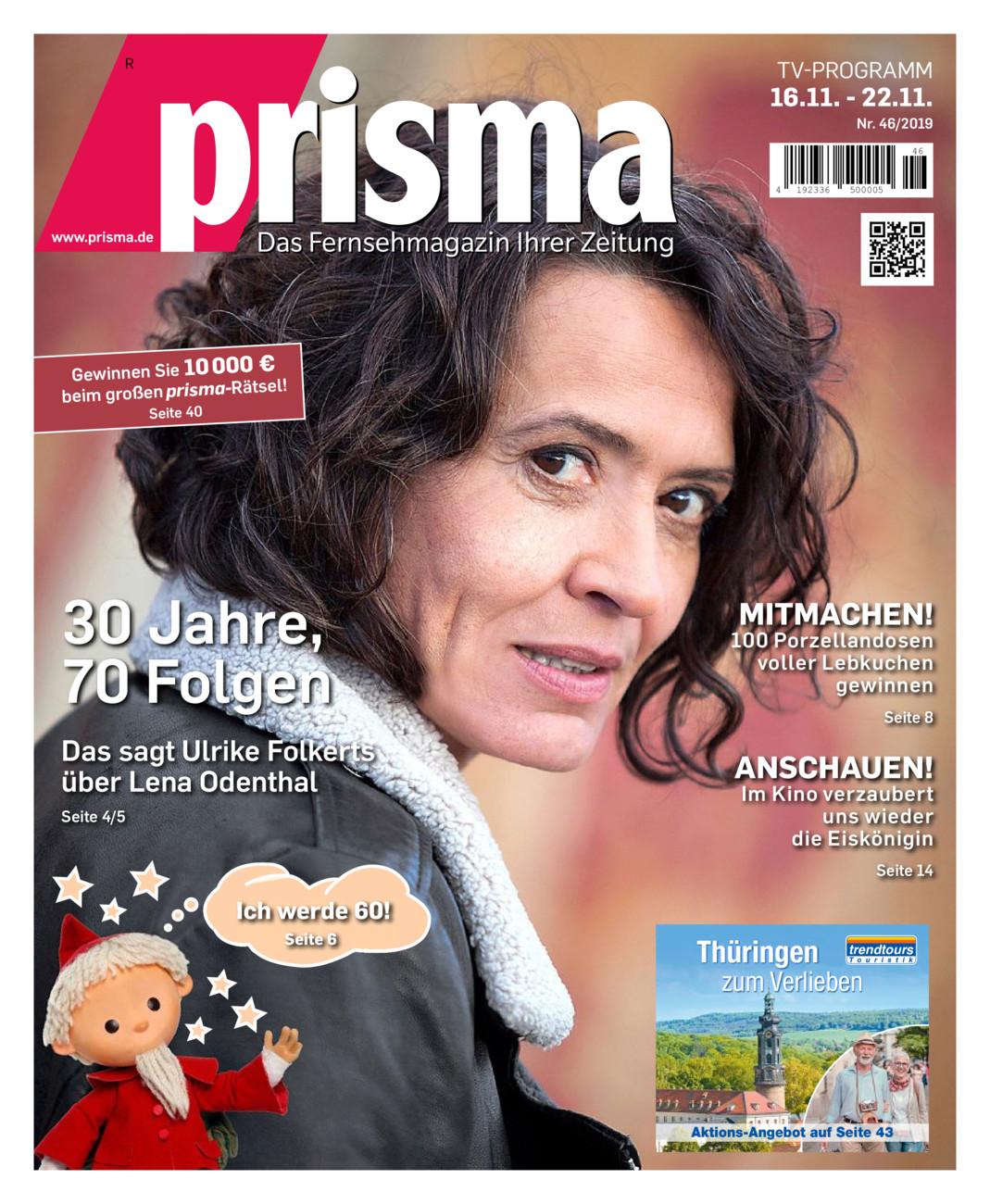 Prisma 16.11. - 22.11.