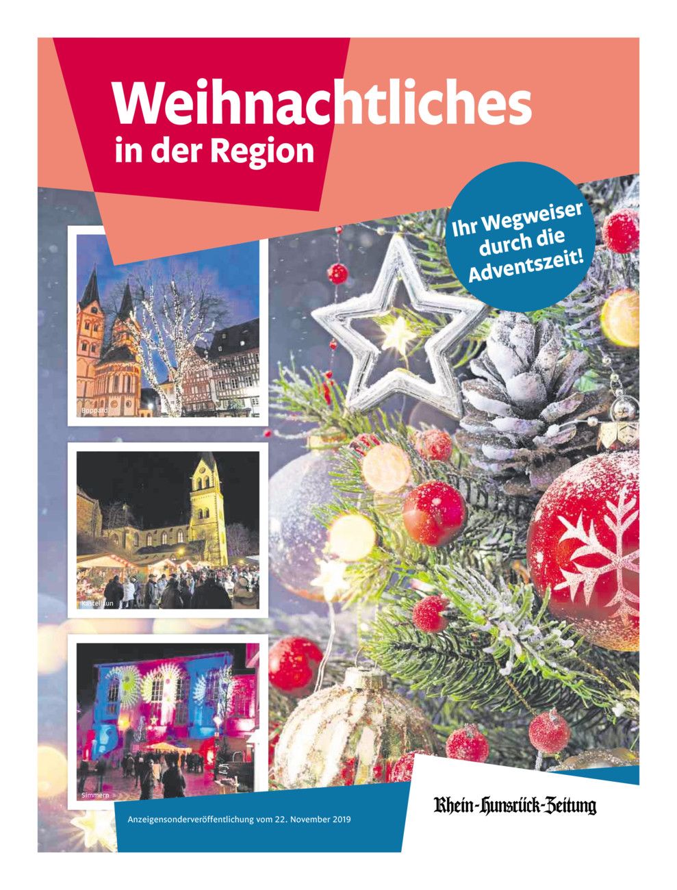 Weihnachtliches in der Region