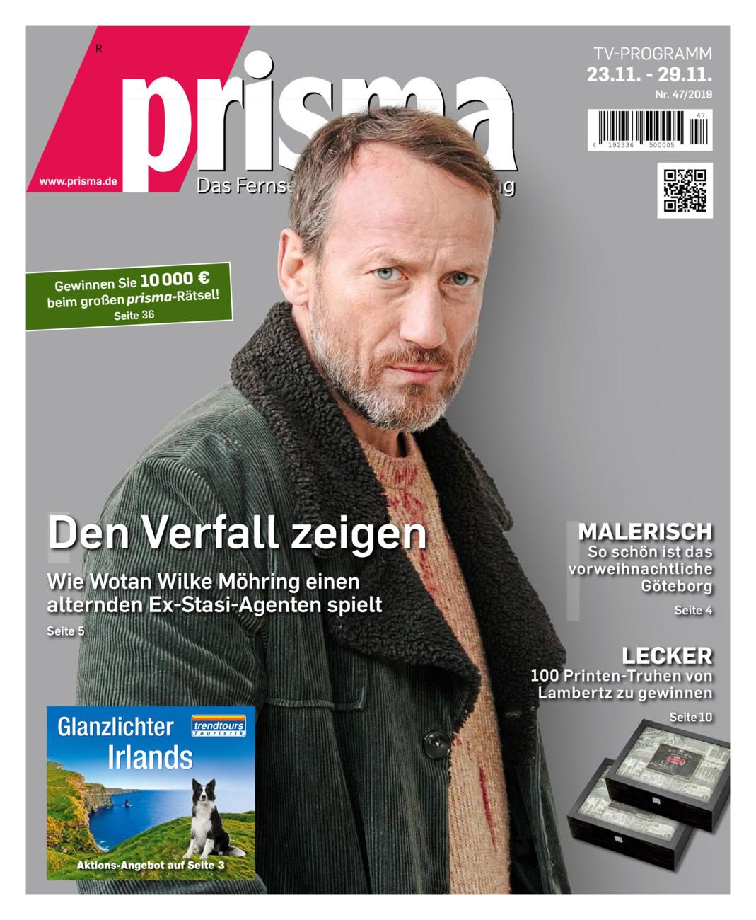 Prisma 23.11. - 29.11.