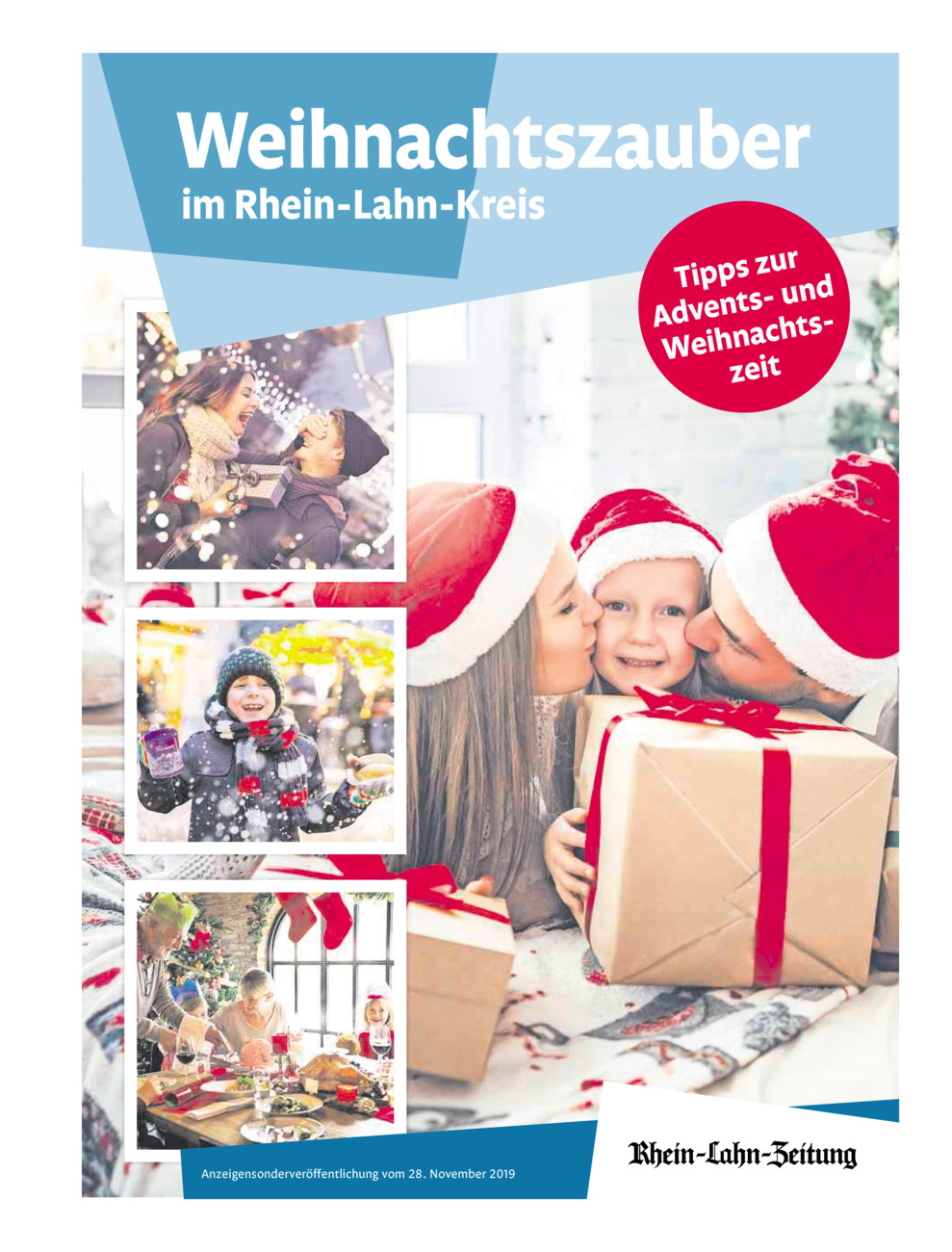 Weihnachtszauber im Rhein-Lahn-Kreis