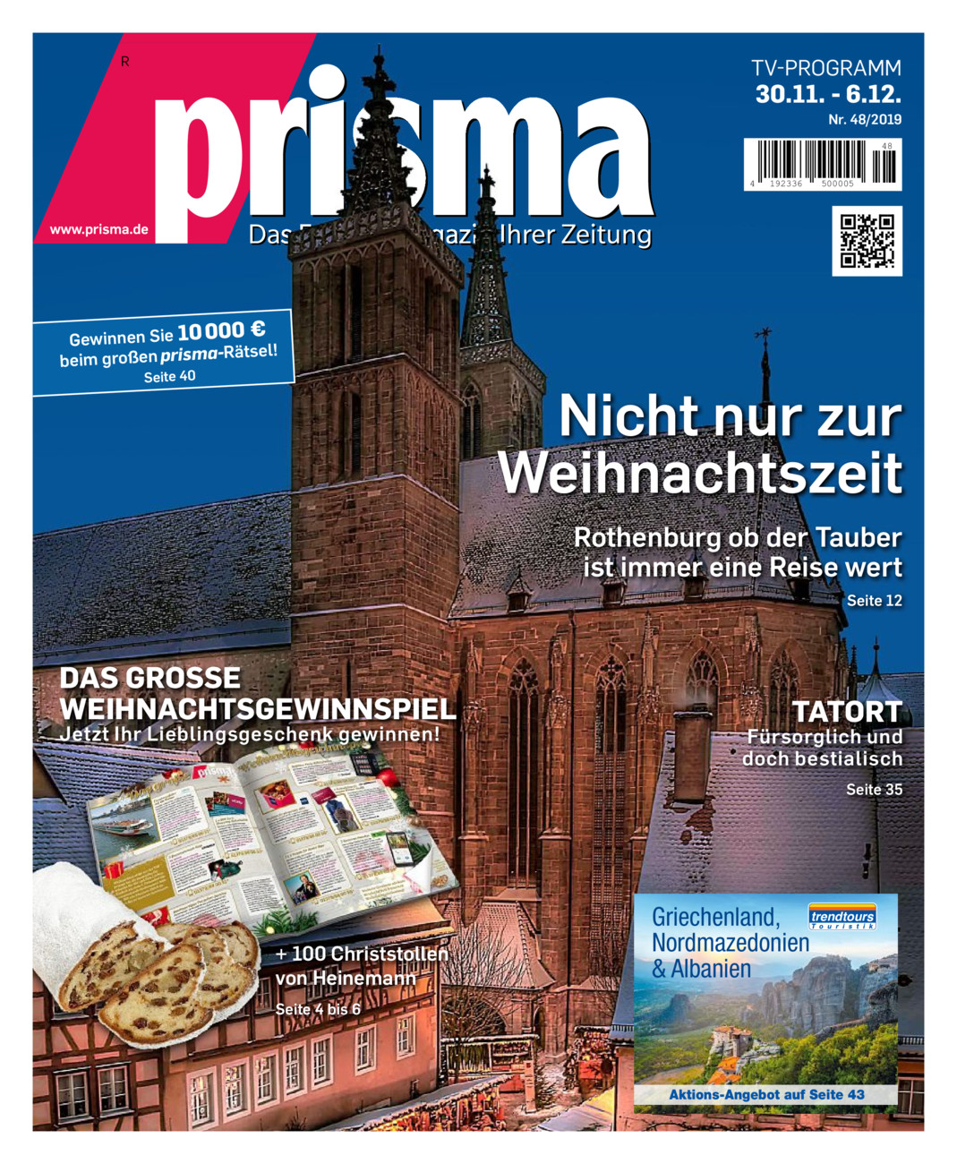 Prisma 30.11. - 06.12.