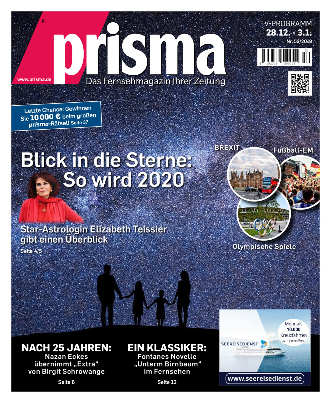 Prisma 28.12.-3.1.