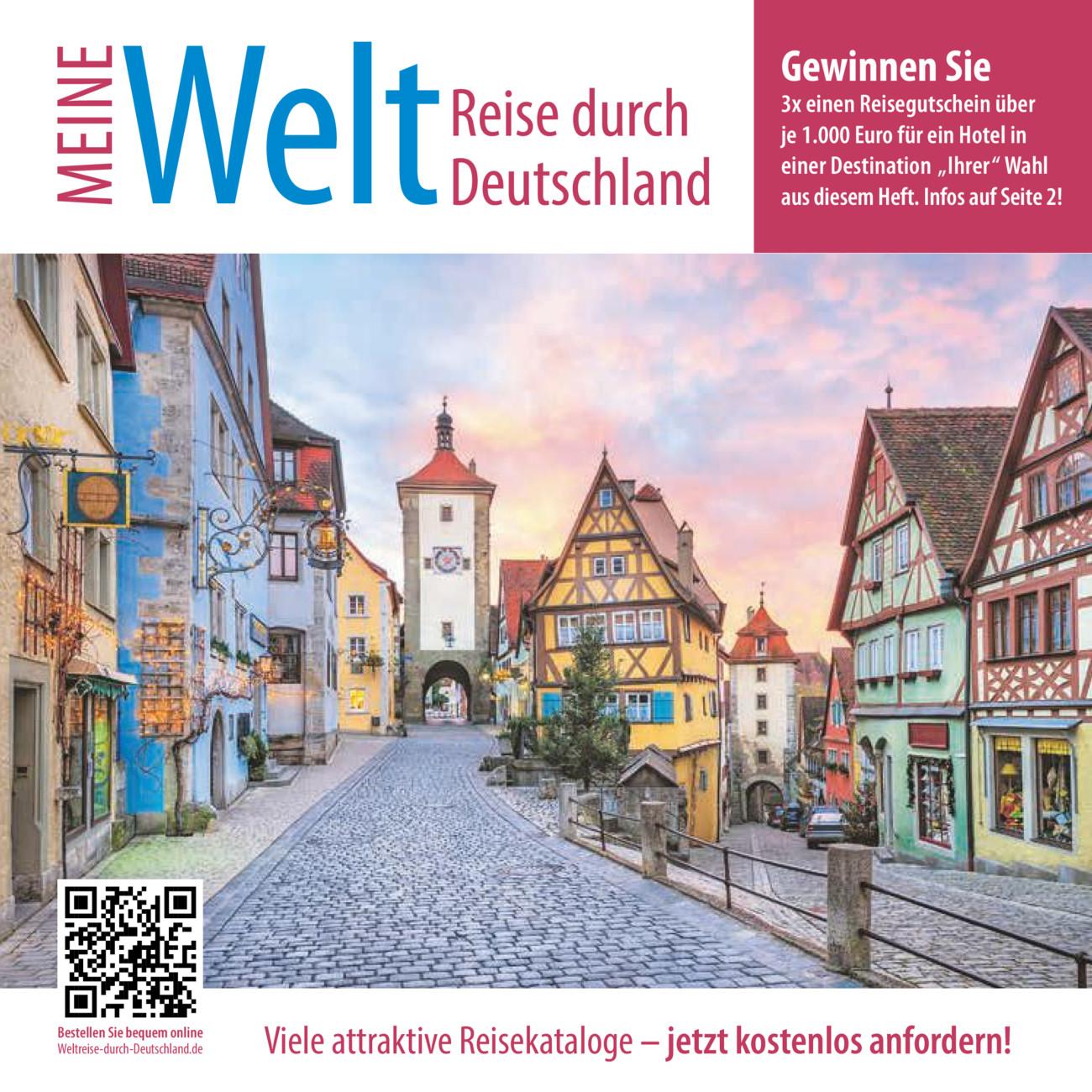 Weltreise durch Deutschland