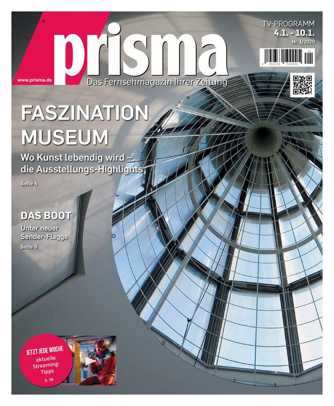 Prisma 4.1.-10.1.
