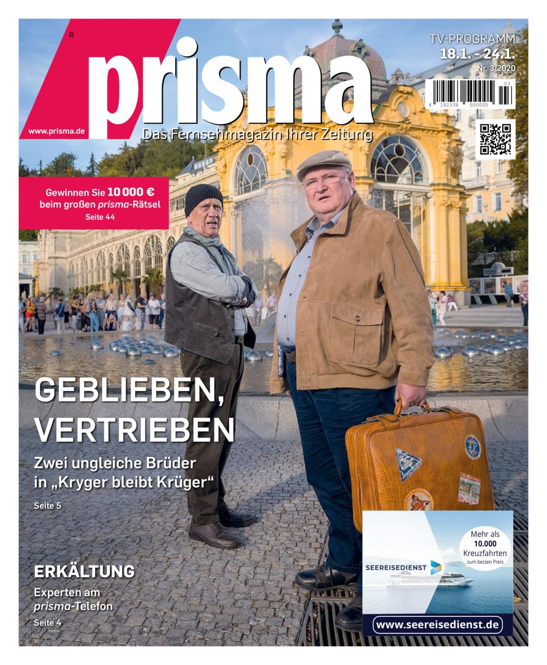 Prisma 18. - 24.1