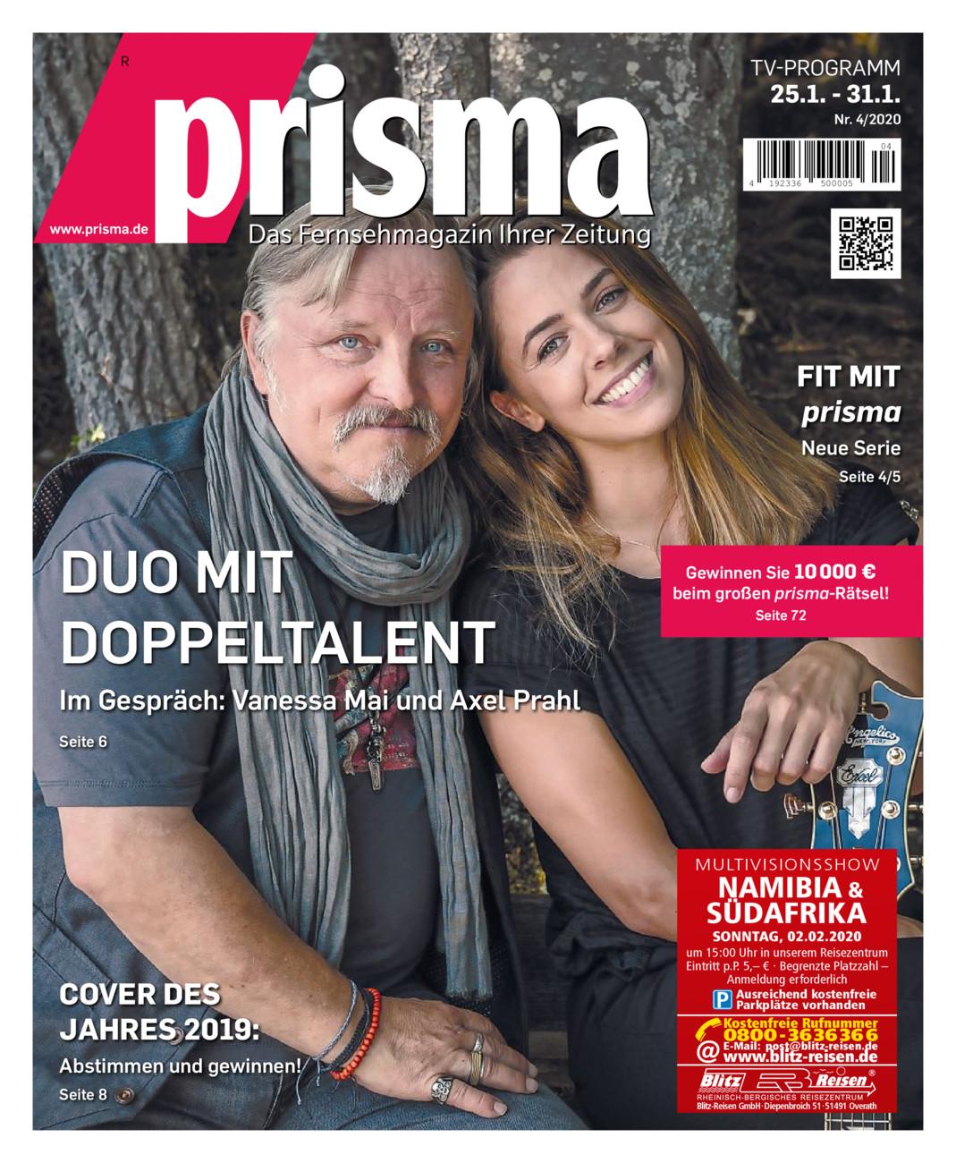 Prisma 25. - 31.1