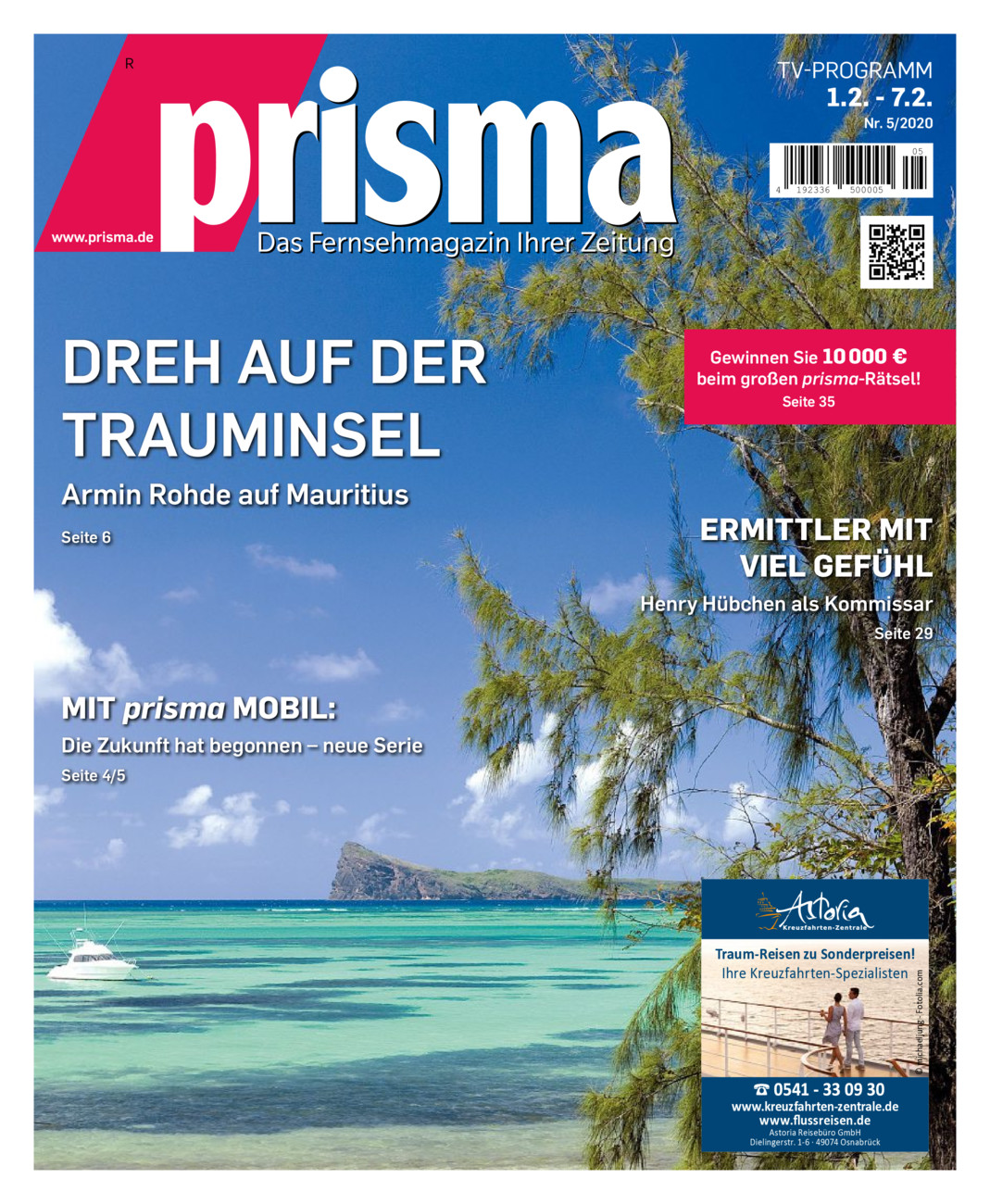 Prisma 1. - 7.2