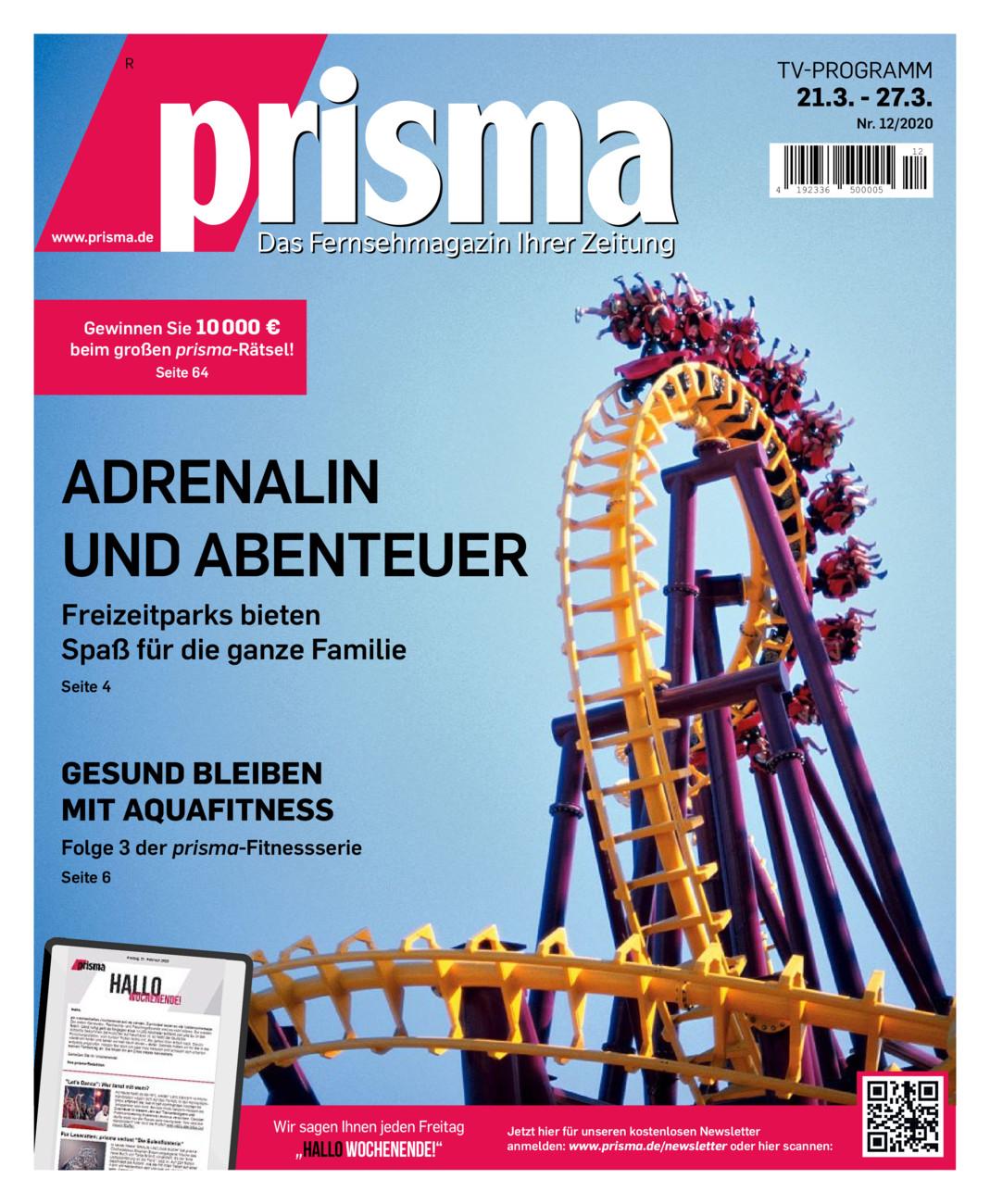 Prisma 21. - 27.3
