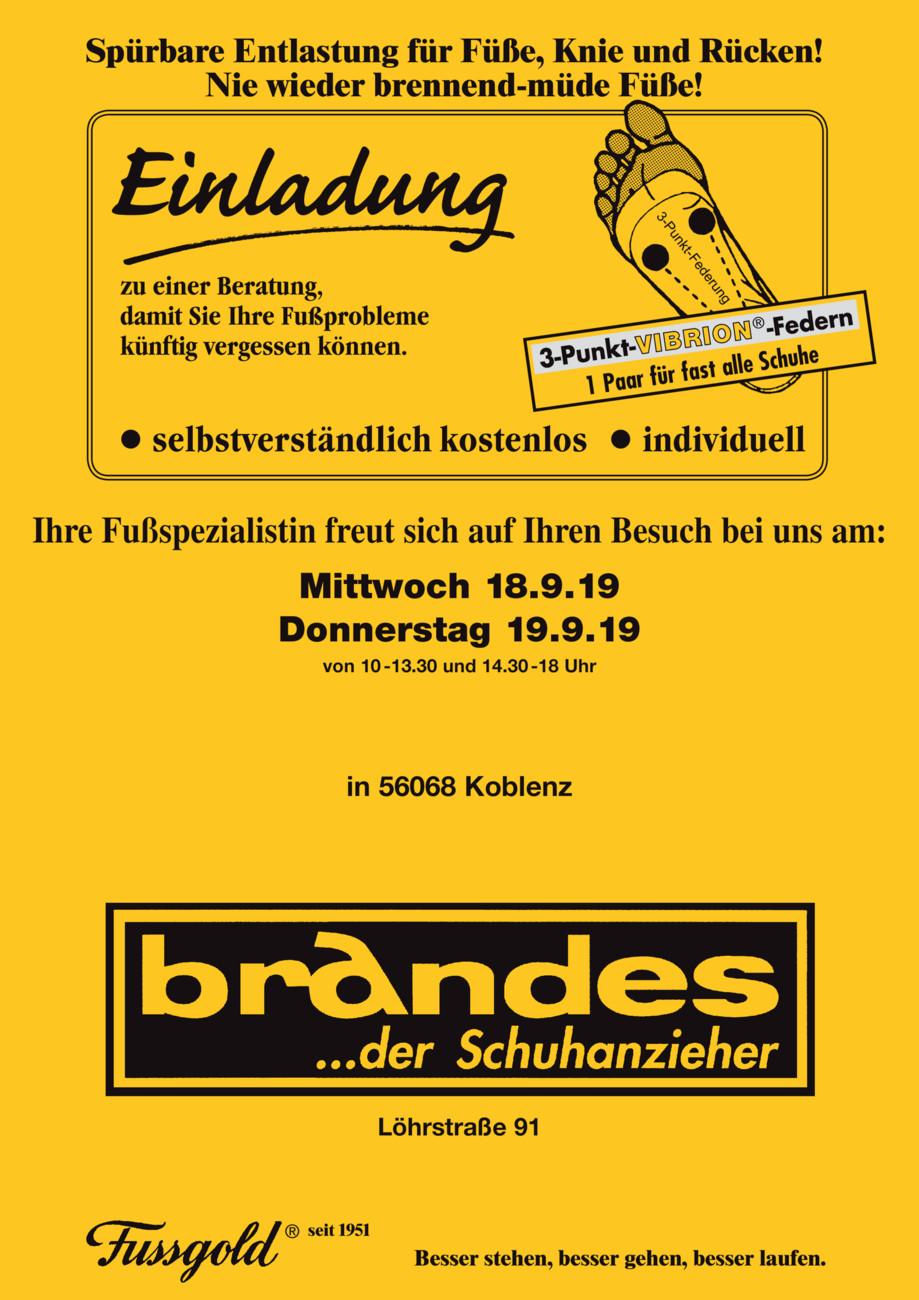 Schuhhaus Brandes
