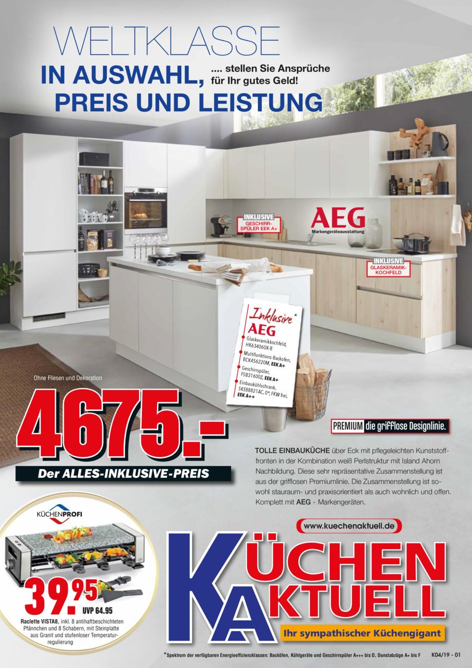Küchen Aktuell Katalog